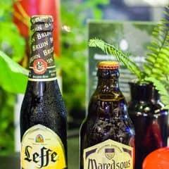 Các loại bia tại Hornbill Saigon - Snackbar & Cafe của