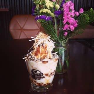 Cafe cốt dừa ngon bá cháy của girlduadoi15 tại Kiot số 9,Nhà Máy Sứ, Phạm Ngũ Lão, Thành Phố Hải Dương, Hải Dương - 2740503