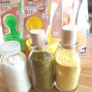 Cám gao. Tinh bột nghệ. Bột trà xanh của tvt.store tại Hồ Chí Minh - 2901050