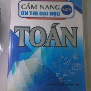 Cẩm nang ôn thi đại học môn Toán của thtruemilk272 tại Hồ Chí Minh - 2481761