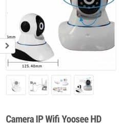 """>>Tưng bừng vui Noel cùng cơ hội nhận khuyến mại lên tới 35% khi lắp đặt camera anh ninh gia đình! (Camera IP Wifi không đây vision S6203Y giảm tới 35% – Gía từ 1.590.000đ chỉ còn 990.000vnđ).  ( Thời gian áp dụng khuyến mại từ 1/12 – 31/12. Số lượng có hạn các bạn hãy nhanh tay đặt hàng ! ) """"""""Camera Wifi YooSee Quay 359* Full HD720"""""""" Giá : 990.000VNĐ/camera Siêu """"KHUYẾN MẠI"""" trong tháng 11 này Thẻ sam sung 32GB giá : 260k ( lưu trữ 5 ngày ) Phí lắp đặt 100.000VNĐ trong nội thành Hà Nội Được trả hàng vô điều kiện trong vòng 3 ngày Camera + Thẻ nhớ đều được bảo hành 1 đổi 1 trong vòng 12 tháng Giao hàng miễn phí toàn quốc Liên hệ để biết thông tin sản phẩm  Hotline : 0983723253 - 0983564413 website : http://mangvtvcab.net"""