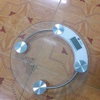 CÂN ĐIỆN TỬ MẶT KÍNH CƯỜNG LỰC (180KG) của thaovannguyen7 tại Hồ Chí Minh - 2891269