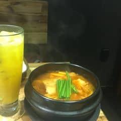 Canh kimchi thịt heo của panhthiem tại Gogi House - Saigon Superbowl - 1196672