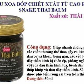 Cao rắn cao  bò cạp 50ml của shopngochan tại Hồ Chí Minh - 3189480