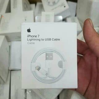 Cáp fullbox iphone7 chính hãng apple của ngoclinhnguyen22 tại 379 Võ Văn Tần, phường 5, Quận 3, Hồ Chí Minh - 2108911