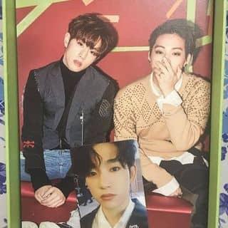 Card Album Jinyoung Making Arrival GOT7  của havytran1 tại Hồ Chí Minh - 3174117