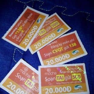 card rẻ của hero136782 tại Shop online, Huyện Ngã Năm, Sóc Trăng - 3404361
