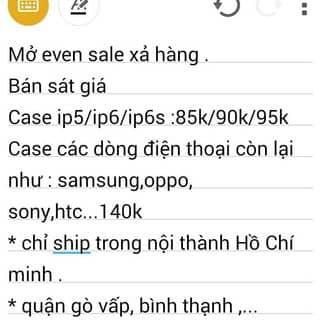 Case điện thoại của mchaulun tại Hồ Chí Minh - 512072