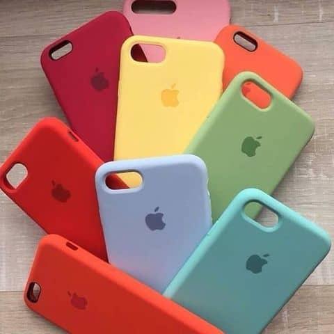 size 40 445b5 9f43f Case silicon iphone