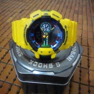 Casio G-Shock GA-400-9ADR của haiyen512 tại 11 Đoàn Kết, Bình Thọ, Quận Thủ Đức, Hồ Chí Minh - 3339776