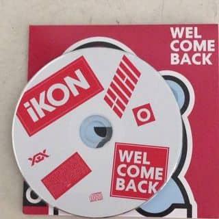 CD Welcome Back ver.Japan của hanbinikon tại Phú Yên - 1106942