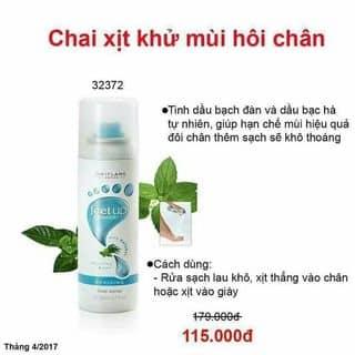Chai xịt khử mùi hôi của hoangle1994 tại Cao Bằng - 2928997
