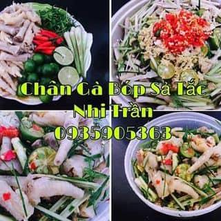 chân gà bóp sả tắc-gà nhà 100% của quynhngan5 tại Thừa Thiên Huế - 1954667