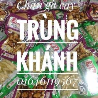 Chân gà cay Trùng Khánh của vctuan1995 tại Hồ Chí Minh - 3167246