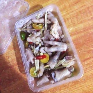 Chân gà ngâm mắm xả ớt ten ten ❤️ của inun2 tại Nghệ An - 340432