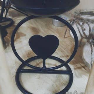 Chân nến sắt hình tim của candy1281995 tại Hồ Chí Minh - 2965126