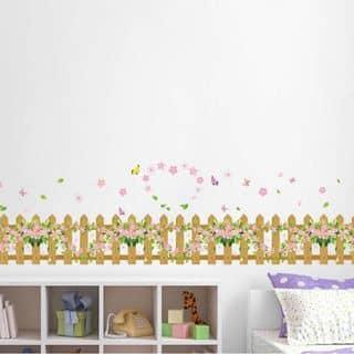 Chân tường hàng rào hồng của tramidu142009 tại Đồng Tháp - 847989