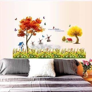 Chân tường mùa thu của tramidu142009 tại Đồng Tháp - 847125