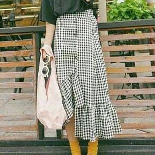 Chân váy caro Korea của thuyhuong98 tại Hồ Chí Minh - 3358570