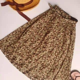 Chân váy dài 2 hand made in japan . Mỗi mẫu chỉ có duy nhất 1 cái tại 113 phan thanh đà nẵng của anboutique123 tại Hồ Chí Minh - 2605882