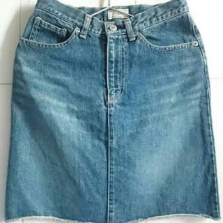 Chân váy jeans 💙 của violettruong tại 0909367896 - 0908062057, 141A Minh Phụng, phường 9, Quận 6, Hồ Chí Minh - 3520648