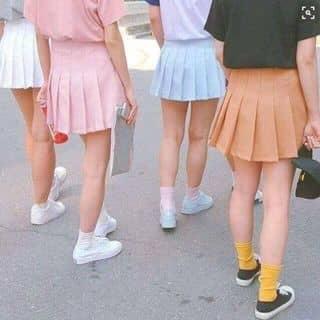 chân váy xếp li chất đẹp của buihanbangtuyet tại Hải Dương - 3208870