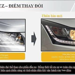 Chevrolet Cruze ltz 1.8 2017 của doan1411 tại Bà Rịa - Vũng Tàu - 1789367