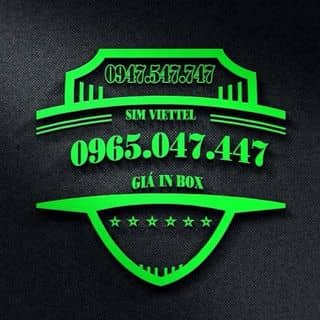 Chỉ bán cho ae dak lak  Mua sim liên hệ 0947 547 747 của phuongtran299 tại Đắk Lắk - 2077023