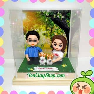 Chibi Đất sét Nhật của yonclayshop.com tại Hồ Chí Minh - 2414822