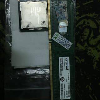 Chip G2010 2.8 Ghz và Ram 2G  của ranghammat2004 tại Hội An, Thành Phố Hội An, Quảng Nam - 1752563