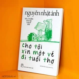 """Cho tôi xin một vế đi tuổi thơ """" Nguyễn Nhật Ánh """" của tranthianh6 tại Cà Mau - 2255692"""