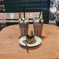 Chocolate cookie blended của Duyên Ngọc tại Urban Station Coffee Takeaway - Bàu Cát - 1403180