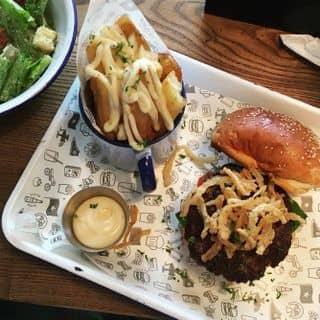 Chops - Burger