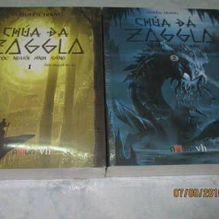 Chúa đá Zaggla (trọn bộ 2 tập) của sakamiironoya tại Hồ Chí Minh - 769288
