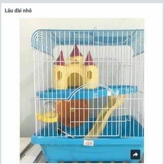 Chuồng hamster của tykenny tại P.Phú Hòa, Tp TDM, Bình Dương, Thị Xã Thủ Dầu Một, Bình Dương - 3322844