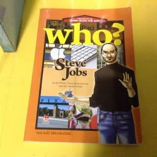 """Chuyện kể về danh nhân thế giới:""""Steve Jobs"""" của trietbinboongbi tại Tây Ninh - 1941514"""