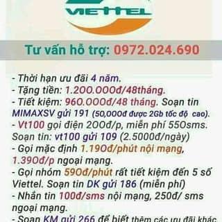 Chuyển sim sv của dinhvanhu tại Ninh Bình - 2592573