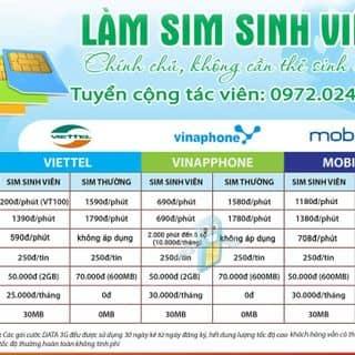 Chuyển sim sv giá rẻ của dinhvanhu tại Ninh Bình - 1240298