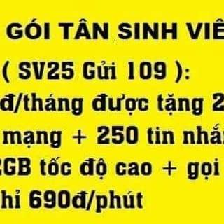 chuyển sim thường, sim học sinh sang sim sinh viên của dongxoaithanhkhoi tại Hùng Vương,  Tân Bình, Thị Xã Đồng Xoài, Bình Phước - 728443