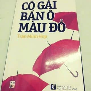 cô gái bán ô màu đỏ của nhanai1994 tại Hồ Chí Minh - 1607958