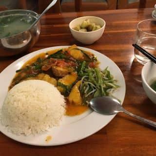 Cơm cá quả xào hành nấm của nguyenthautc tại 154 Nguyễn Văn Trỗi, Hai Bà Trưng, Thành Phố Phủ Lý, Hà Nam - 2136220