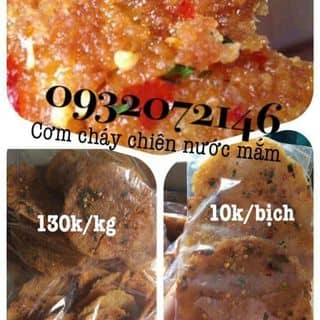 CƠM CHÁY NƯỚC MẮM TỎI ỚT của cocoon.shop tại Hồ Chí Minh - 3398753