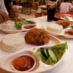 Cơm gà chiên BBQ của choọc choọc tại KFC - Mê Linh Hà Đông - 886371