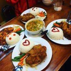 Cơm gà jam bong phomai của Thanh Huyền tại Cơm 123 - Kim Mã - 2608457