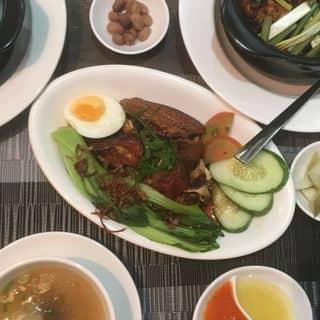 Cơm gà quay 59k của joon tại 25 Nguyễn Trãi, Bến Thành, Quận 1, Hồ Chí Minh - 3181642