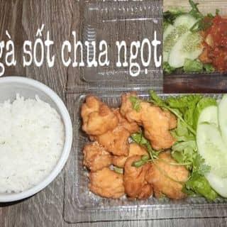 Cơm gà sốt chua ngọt của hongochan261089 tại Cần Thơ - 474348