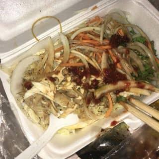 Cơm gà xé phay của hafdim tại 22 Phan Châu Trinh, Minh An, Thành Phố Hội An, Quảng Nam - 467309