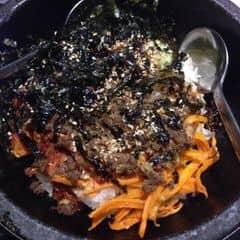 Cơm hải sản trộn của Bé Tây tại Gogi House - Quán Nướng Hàn Quốc - Hai Bà Trưng - 760565
