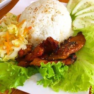 Cơm thịt bò chiên của tieuquyquyts2pro tại 35K Quang Trung, Thành Phố Hải Dương, Hải Dương - 287350