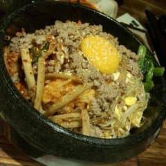 mấy bạn có đói chưa, đói rồi thì ăn cơm trộn chung với mình nha :D @ashleylmb